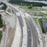 Eastbound and Westbound I-4 Between John Young Parkway and Kaley Avenue Shifting