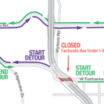 Fairbanks Avenue under I-4 Closing Nightly February 24 – March 1