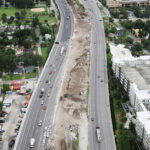 Double Lane Closures on I-4 Through Winter Park Scheduled Nightly for One Month