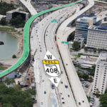 I-4 Ultimate Opens New Eastbound S.R. 408 Ramp to Orange Ave.