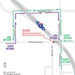 Minnesota Avenue under I-4 Closing Nightly September 3-10