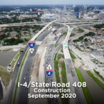 Major Shift Scheduled for Eastbound I-4 under S.R. 408