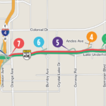 Westbound S.R. 408 Traffic Pacing Operation Scheduled Between Chickasaw Trail and Parramore Avenue