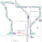 Princeton Street under I-4 Closing Nightly January 24 – 27
