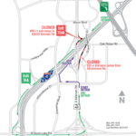 Kirkman Road Entrance and Exit Ramps Closing Nightly March 21 – 26