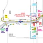 Orange Blossom Trail Under I-4 Closing Nightly March 16 – 22
